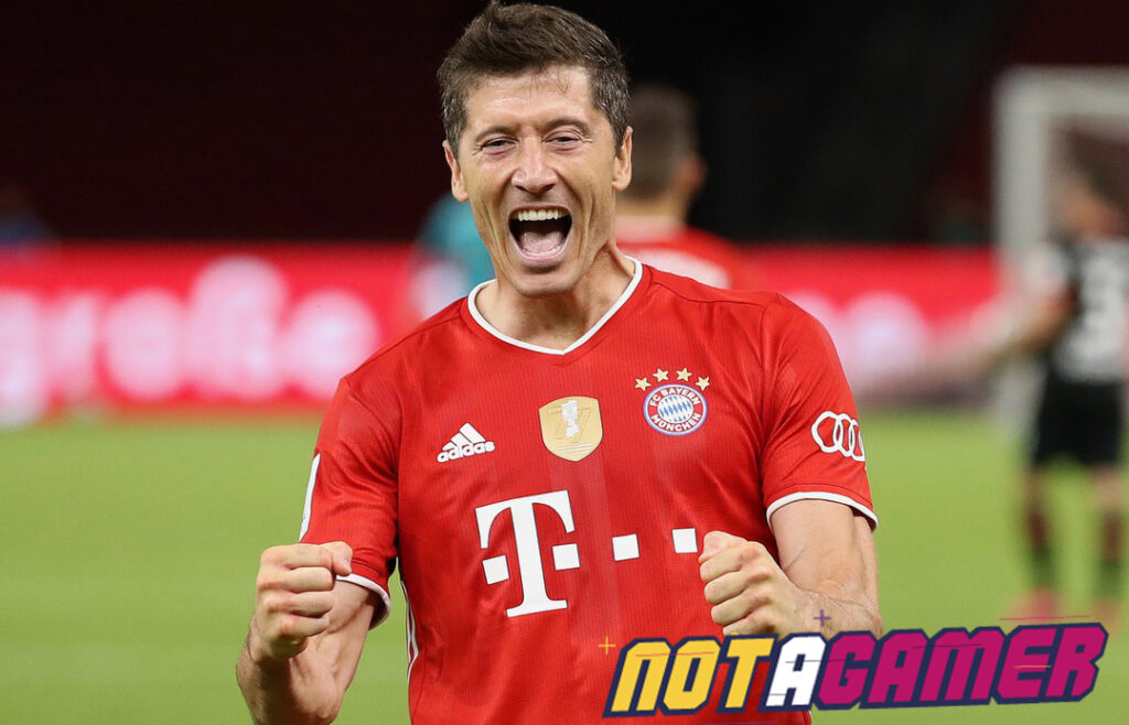 The famous Polish football star Lewandowski invests in video game company 1
