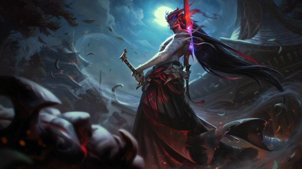 Yone will hit live servers in League of Legends Patch 10.16.