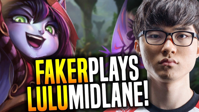If That Day Faker Didn't Start From Mid Lane, Would He Also Become a Real Legend in The Jungle Position? 1