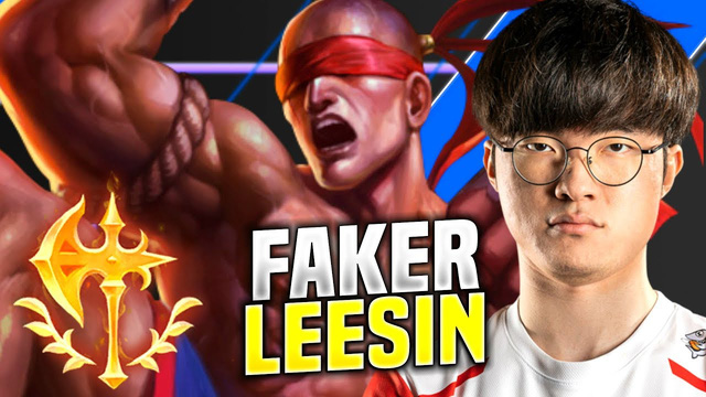 If That Day Faker Didn't Start From Mid Lane, Would He Also Become a Real Legend in The Jungle Position? 2