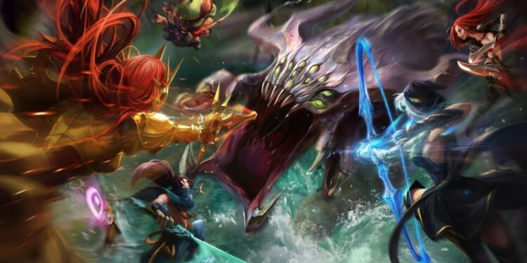 League of Legends: Basic mistakes that happen to many gamers even pro players 1