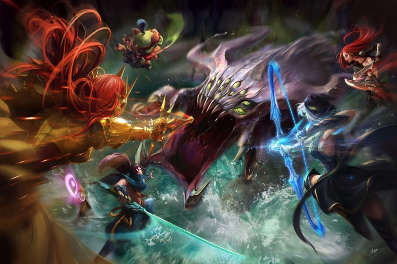 League of Legends: Basic mistakes that happen to many gamers even pro players 2