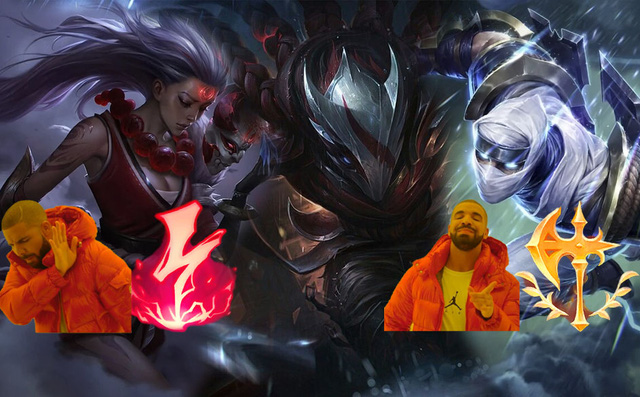 League of Legends: Why are assassins using Conqueror instead of Electrocute? 3