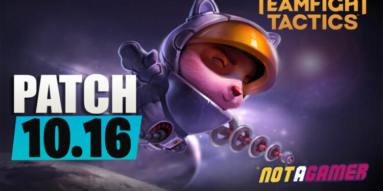 Teamfight Tactics Patch 10.16: Jinx & Gangplank buff , New Galaxy Salvage World 1