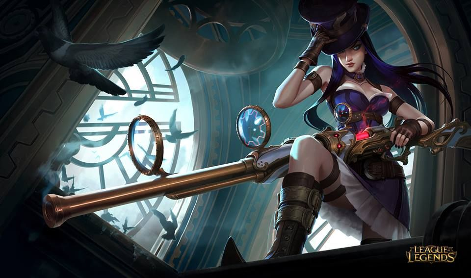 Caitlyn patch 10.19