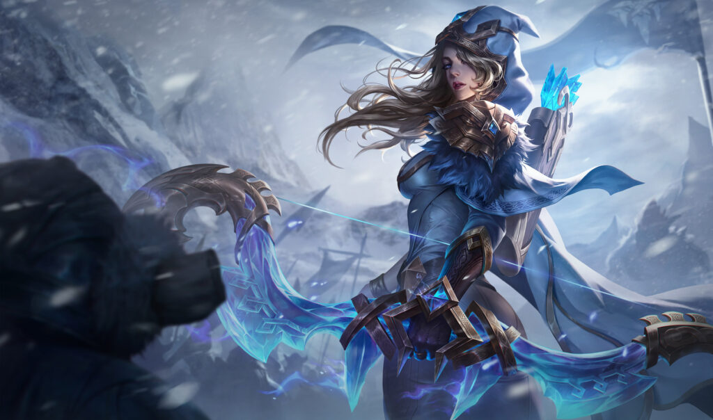 New skins are coming to League of Legends: Wild Rift 4