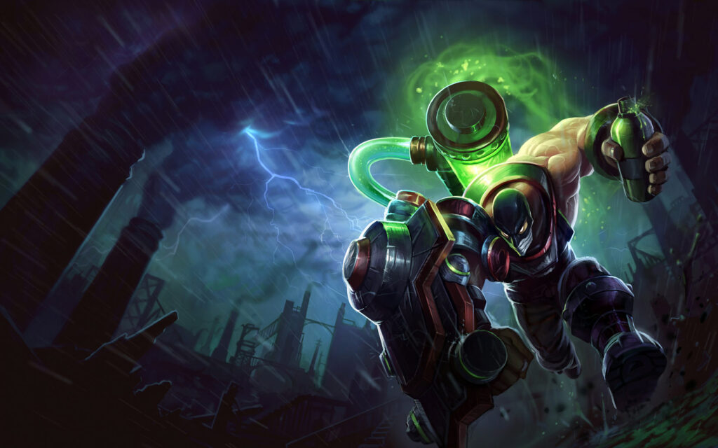 New skins are coming to League of Legends: Wild Rift 2