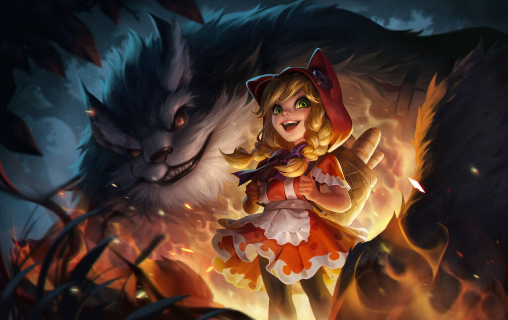 New skins are coming to League of Legends: Wild Rift 5