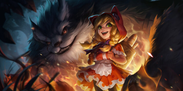New skins are coming to League of Legends: Wild Rift 1