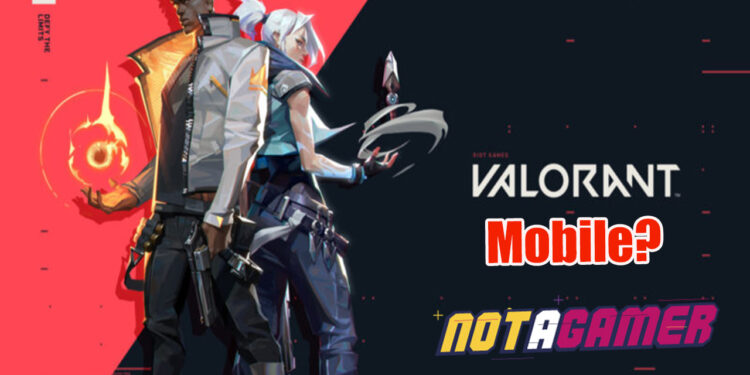 Valorant Mobile: The UI Mobile Code has Suddenly Leaked 1