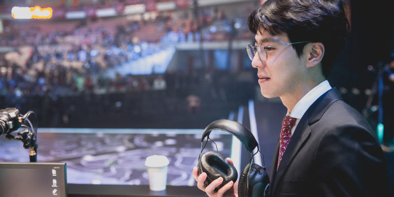 League of Legends: Marin will be the next head coach for T1? 2