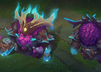 Brand New Beautiful Skin for Ornn, Skarner, and Nautilus