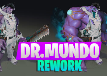 Champion Roadmap 2020: Dr. Mundo and 3 Brand New Champions