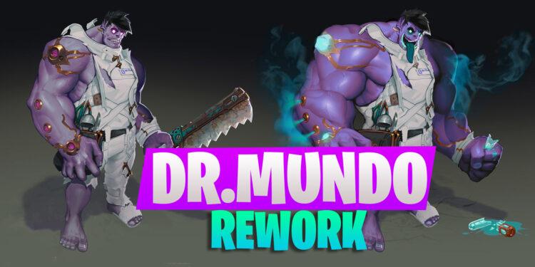 Champion Roadmap 2020: Dr. Mundo and 3 Brand New Champions