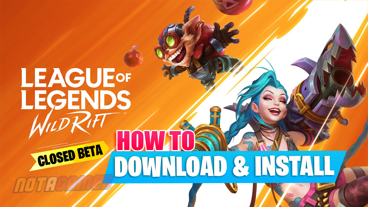 League Of Legends Wild Rift Apk Indir
