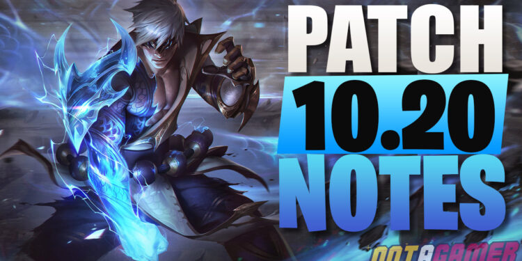 League Patch 10.20 : Here are the updates and patch notes, release time & more 1