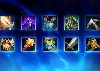 Preseason 2021: Preview on 22 Mythic Items 4
