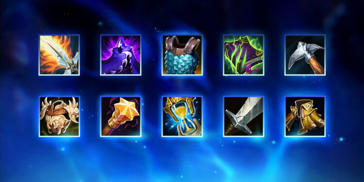 Preseason 2021: Preview on 22 Mythic Items 1