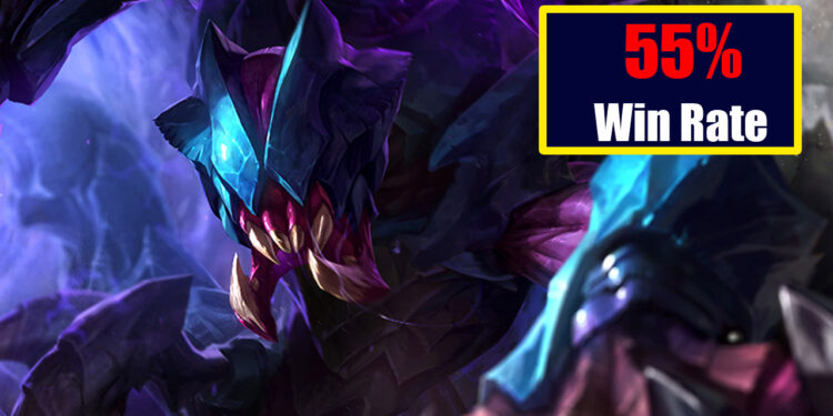 Rek'Sai Currently has the Highest Win Rate in Jungle Thanks to Patch 10.19 Bug 1