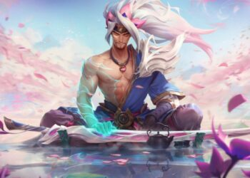 5 Leaked Spirit Blossom Skin for Kindred, Ahri, Riven, Cassiopeia, Yone, and possibly more. 1
