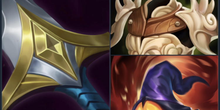 Take The First Look at B.F. Sword, Bramble Vest, and Rabadon's Deathcap Upgraded Item Icons for Preseason