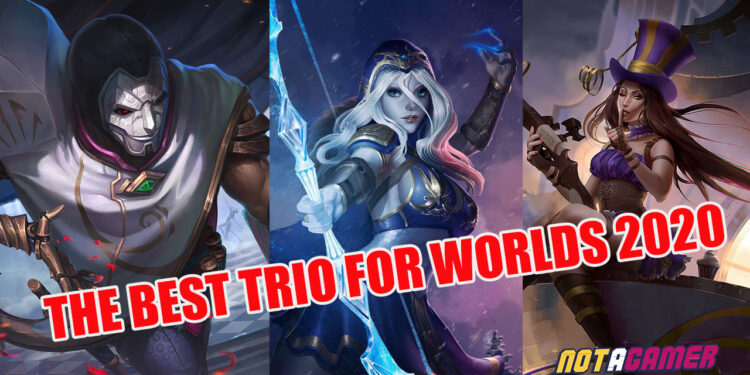 League of Legends: The Best Trio of ADC for Worlds 2020 1