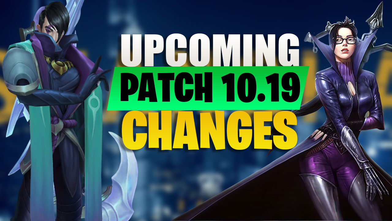 Upcoming Worlds League Patch 10 19 Some Significant Adjustments In Adc Meta Before Worlds Not A Gamer