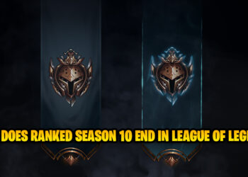 When Does Ranked Season 10 End in League of Legends? 8