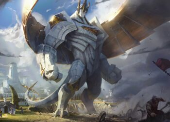 Galio Flash Taunt returns despite being removed in the previous patches 2
