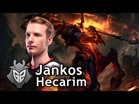 Outstanding move: G2 Esports will replace Jankos by their coach - GrabbZ 6