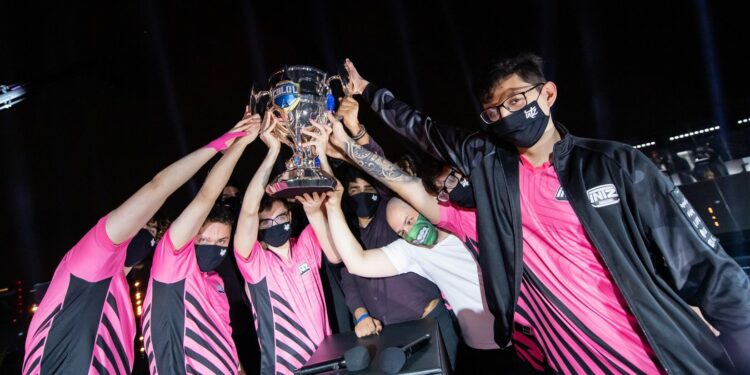 League of Legends: INTZ won the Brazilian championship with a very special final 1