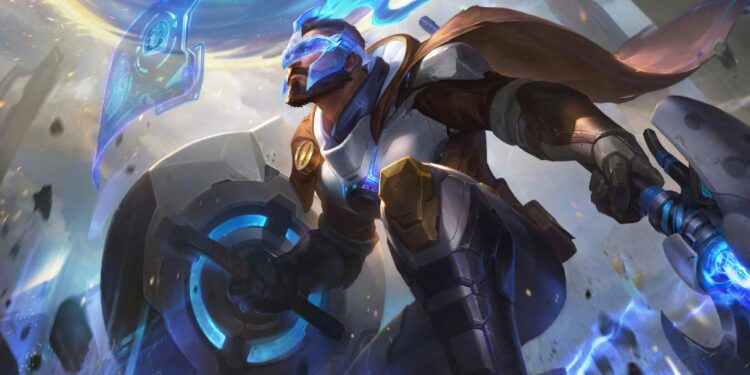 Upcoming Role Change for Pantheon Hinted by Riot Games 1