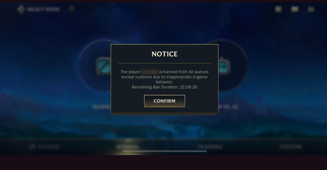 Wild Rift: Reported feeders will be Banned for 12 hours and even more with AFK!!! 2