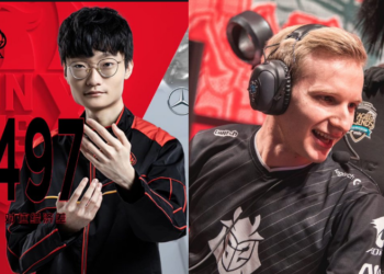 G2 Jankos was brutally defeated by the deadly FPX Tian in solo queue