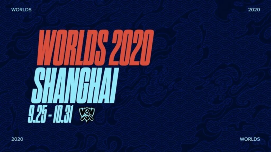 Worlds 2020 Championship - the first of all Championships in League of Legends history 2