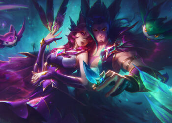 League Patch 10.25: Riot outlines upcoming changes for crit ADC and support buffs 5