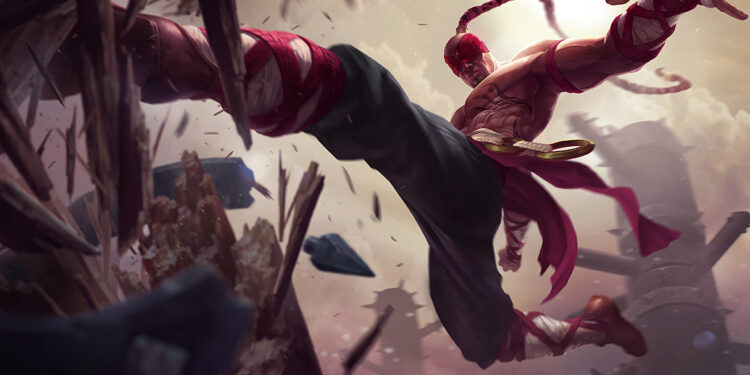 Wild Rift: 6 Champions Teased and Lee Sin Coming To The Arena 1