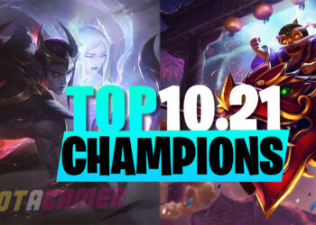 League of Legends: TOP 5 Most Annoying Champions in Each Role. Patch 10.1 2