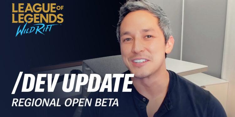 Riot announces the League of Legends: Wild Rift Regional Open Beta release date 1