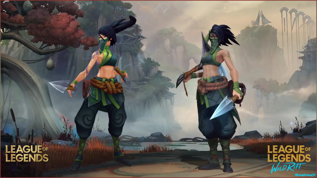 Six new champions are added to Wild Rift before Open Beta phase 2