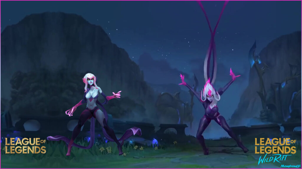 Six new champions are added to Wild Rift before Open Beta phase 3