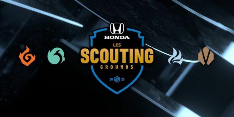 Scouting Grounds 2020 LCS format update. 1