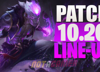 League of Legends Patch 10.20 Best Line-Up in Rank 3