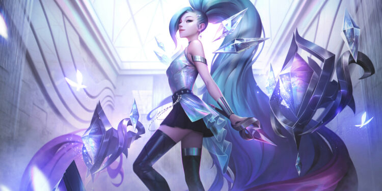 Seraphine: All Her Essential Build Before You Purchase Her Expensive Ultimate Skin 1