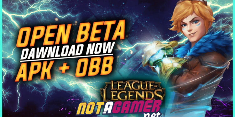 Download and Install Wild Rift Open Beta and Create Account - 27 October 2020 1