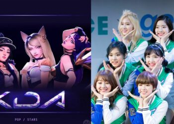 Riot confirmed to release new Twice x K/DA albums 10
