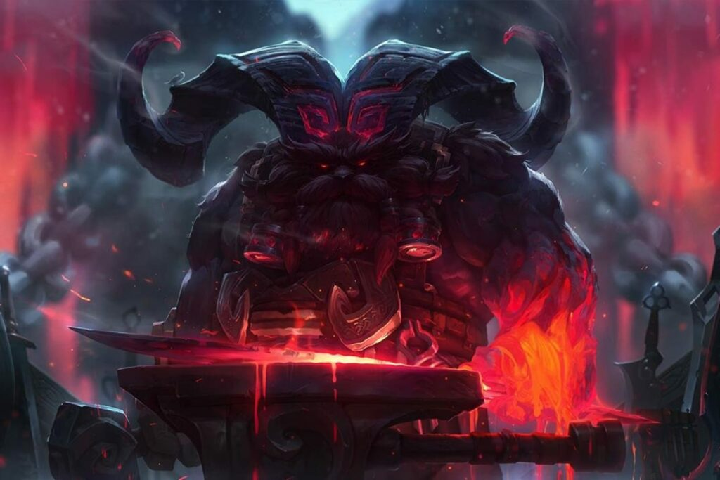 Ornn's passive upcoming adjustments in preseason 2021 2