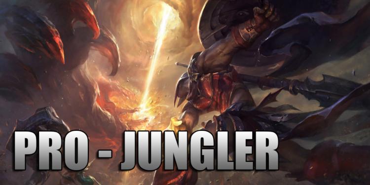 Jungler tips