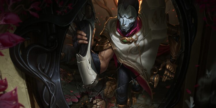Preseason 2021 Irony: Top Pick AD - Jhin Doesn't Even Need Marksman's Mythic To Dominate The Bot Lane 1