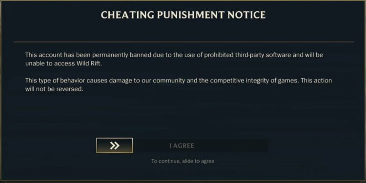 Wild Rift emulator players could be permanently banned 1